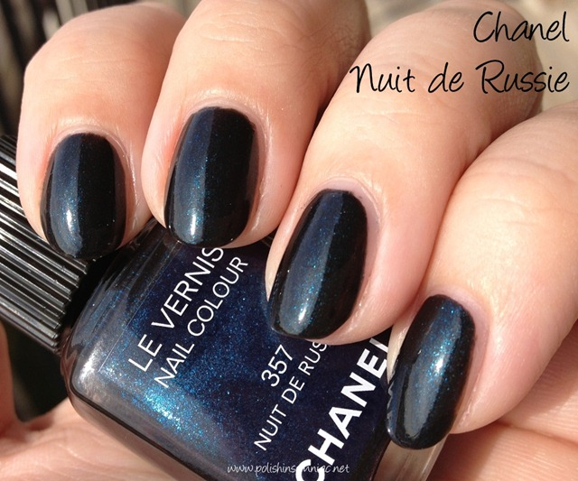 Chanel Nuit de Russie