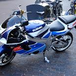 suzuki 750CC in haarlem in Haarlem, Noord Holland, Netherlands