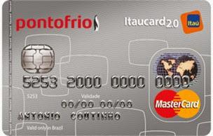 como-tirar-2 Via-Fatura-Cartão-Ponto-Frio-Itaucard 2.0-Nacional-MasterCard-www.meuscartoes.com