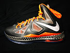 nike lebron 10 gr black history month 3 01 Release Reminder: Nike LeBron X Black History Month