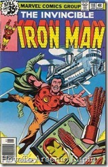 P00016 - El Invencible Iron Man #118