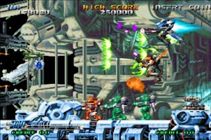 Screenshot of BLAZING STAR
