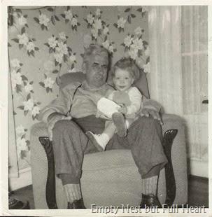 Grandpa K and me