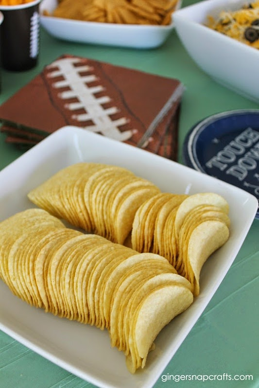 big game party ideas