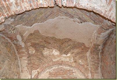Ephesus inside house roof