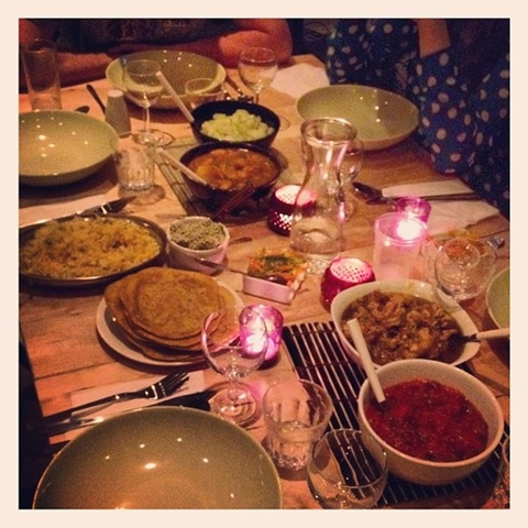 #62 - Yummychooeats Mauritian supperclub in full swing
