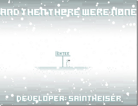 And Then There Were None free indie game (1)