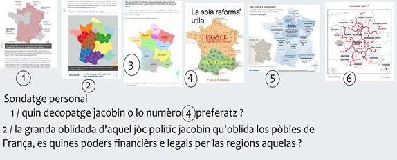 Mapas de la reforma socialista