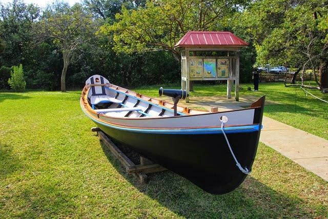 De Soto Boat