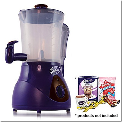 Cadbury Hot Chocolate Maker