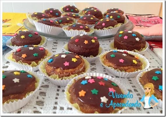 Cupcakes Frapê