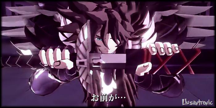 [PS3] Trailer Saint Seiya Brave Soldiers