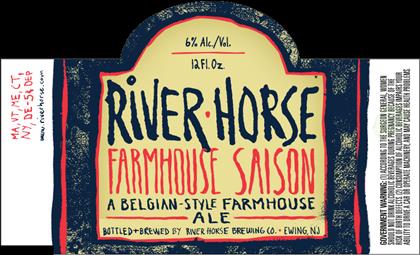Riverhorse Beer Graphic Designer