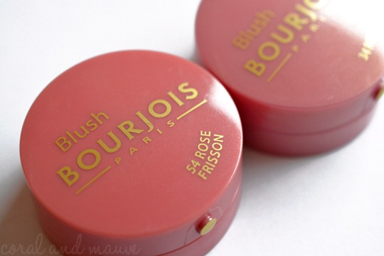 Bourjois Blushes