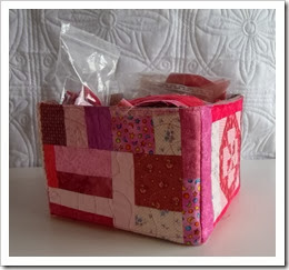 Pink box 1