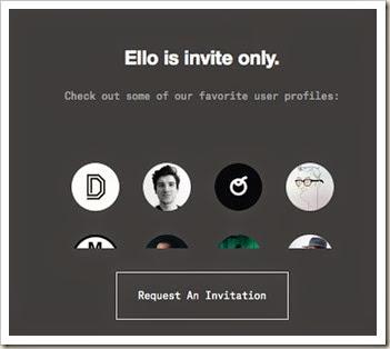 ello-invitation-only