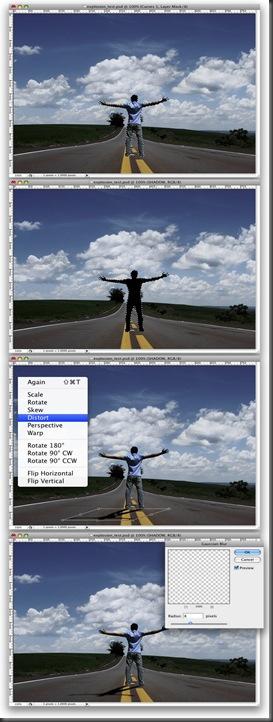 Cara Membuat Efek Perisai Udara Dengan Photoshop6