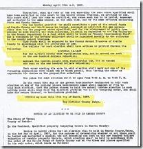 hcde ballot wording 1937