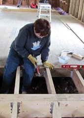 1406160 Jun 14 Barb Nailing In The Joist Hanger