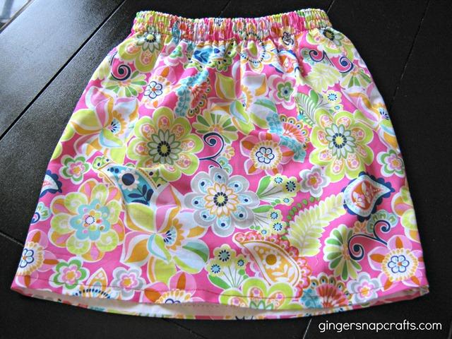 easy skirt 4