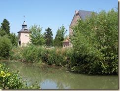 Binderveld, Molenstraat: kasteel