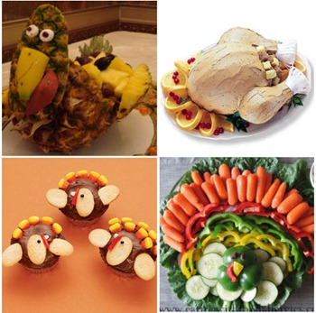 turkey-shaped-thanksgiving-food-recipes