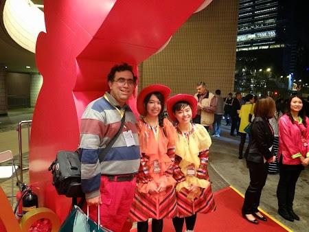 Parada Anul Nou Chinezesc: Chinezoaice din Hong Kong