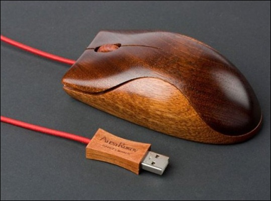 __Russian_wood_Mouse_is_eco_friendly_well_polished
