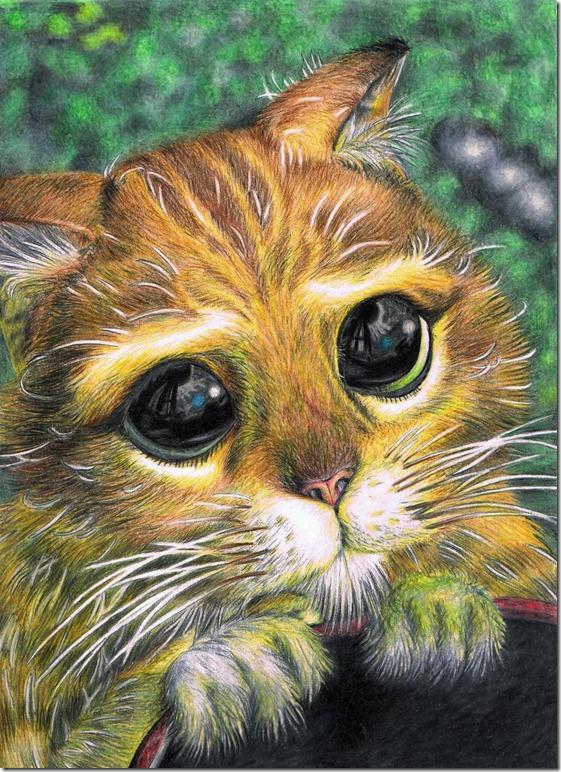 El Gato con Botas,El gato maestro,Cagliuso, Charles Perrault,Master Cat, The Booted Cat,Le Maître Chat, ou Le Chat Botté (88)