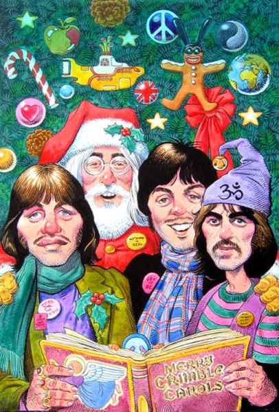 Beatles xmas