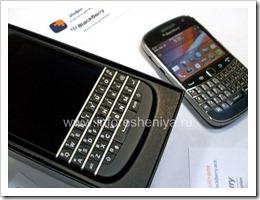 06 Сравнение BlackBerry Q10 с 9900