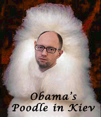 Obama s Poodle