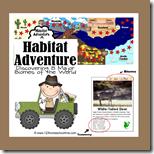 Habitat Adventure Biome Science Game for Kids