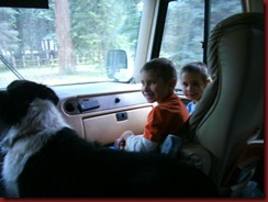 2013.07.01 Logan, Owen RV Ride #2