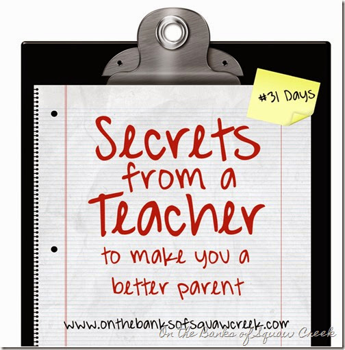 secrets teacher