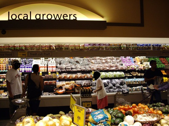 Local growers