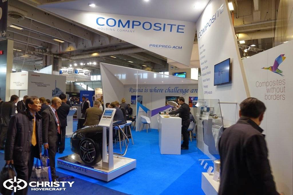 Выставка JEC Composites Show 2014 Paris
