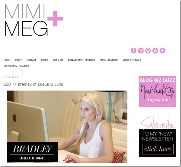 Mimi & Meg