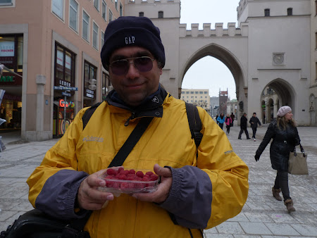 Obiective turistice Munchen: poarta de intrare in orasul vechi