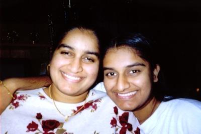 Manisha and sissy