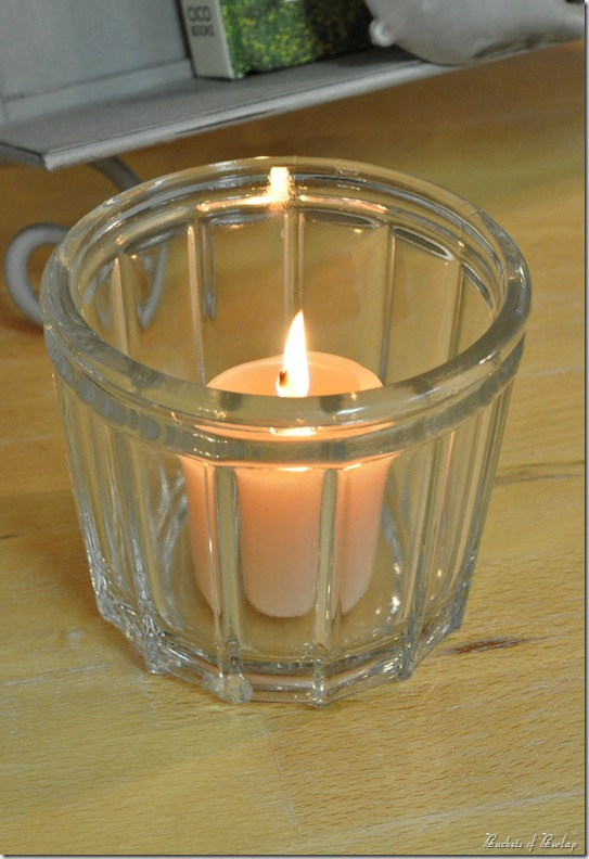 french jelly jar candle