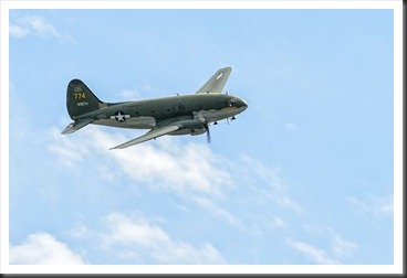 "C-46 ""COMMANDO"" Tinker Belle"