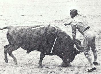 Cagancho estocada (Los heterodoxos) 001