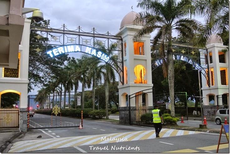 馬來西亞沙巴大學 粉紅清真寺 (26)