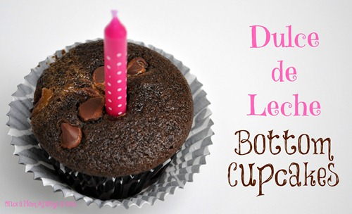 Dulce de Leche  Bottom Cupcakes 1
