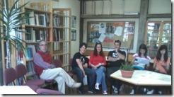 sessão ESOD participantes