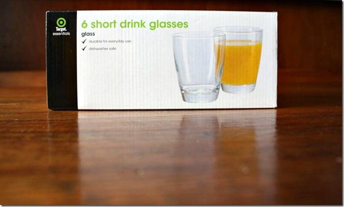 TargetShortDrinkGlasses