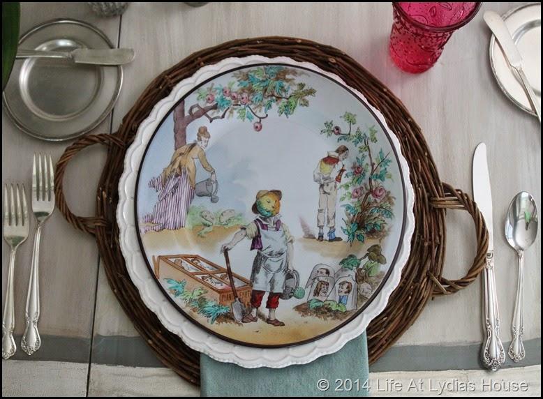 Parisian Plate 5