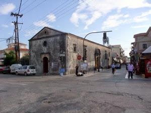 Lefkas Church