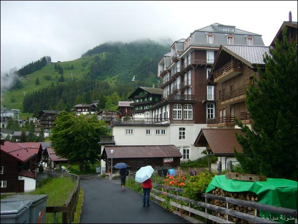 قري سويسرا
